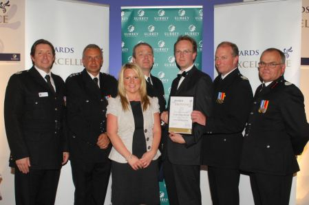 Award for Excellence - 26 June